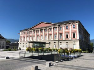 Palais de justice chambery